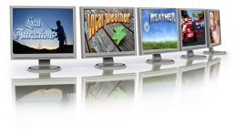 Click Here For Sample Digital Signage