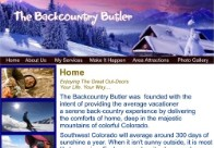 The Backcountry Butler