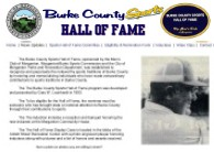 Burke County Sports Hall of Fame