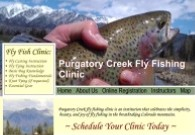 Purgatory Creek Fly Fishing