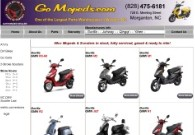 50cc Mopeds & Scooters